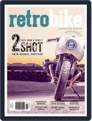 Retro & Classic Bike Enthusiast (Digital) Subscription August 1st, 2016 Issue