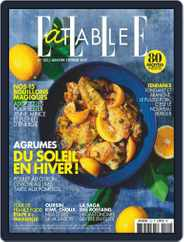 ELLE à Table (Digital) Subscription January 1st, 2019 Issue