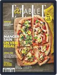 ELLE à Table (Digital) Subscription September 1st, 2019 Issue
