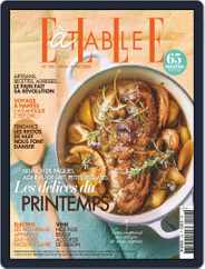 ELLE à Table (Digital) Subscription March 1st, 2020 Issue