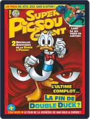 Super Picsou Géant (Digital) Subscription April 1st, 2018 Issue