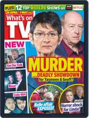 What's on TV (Digital) Subscription April 25th, 2020 Issue