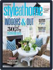 Style At Home Canada (Digital) Subscription May 1st, 2019 Issue