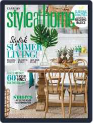 Style At Home Canada (Digital) Subscription June 1st, 2019 Issue