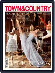 Town & Country UK (Digital) Subscription December 1st, 2016 Issue