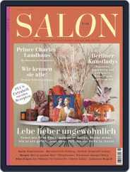 Salon (Digital) Subscription February 1st, 2019 Issue
