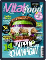 Vital Food (Digital) Subscription August 1st, 2018 Issue
