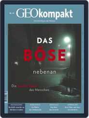 GEOkompakt (Digital) Subscription November 1st, 2016 Issue