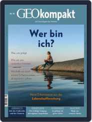 GEOkompakt (Digital) Subscription February 1st, 2017 Issue