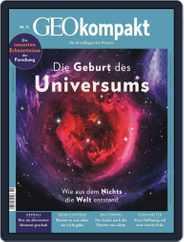 GEOkompakt (Digital) Subscription June 1st, 2017 Issue