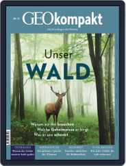 GEOkompakt (Digital) Subscription October 1st, 2017 Issue