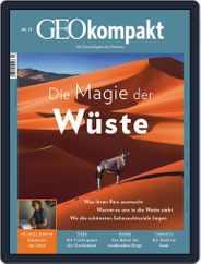 GEOkompakt (Digital) Subscription December 1st, 2017 Issue