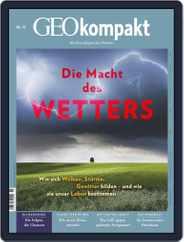 GEOkompakt (Digital) Subscription July 1st, 2018 Issue