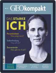 GEOkompakt (Digital) Subscription December 1st, 2018 Issue