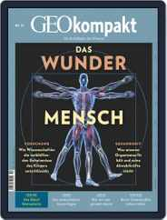 GEOkompakt (Digital) Subscription June 1st, 2019 Issue