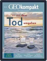 GEOkompakt (Digital) Subscription September 1st, 2019 Issue