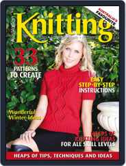 Australian Knitting (Digital) Subscription May 1st, 2019 Issue