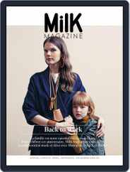 Milk (Digital) Subscription September 1st, 2018 Issue
