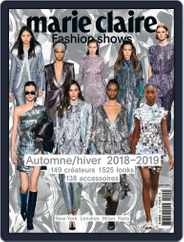 Marie Claire Fashion Shows (Digital) Subscription May 1st, 2018 Issue