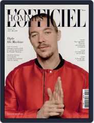 L'officiel Hommes Paris (Digital) Subscription April 1st, 2018 Issue