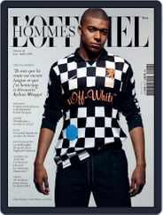 L'officiel Hommes Paris (Digital) Subscription June 1st, 2018 Issue