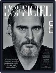 L'officiel Hommes Paris (Digital) Subscription September 1st, 2018 Issue