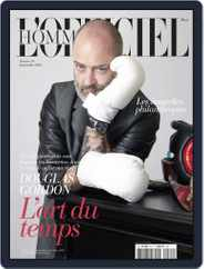 L'officiel Hommes Paris (Digital) Subscription June 1st, 2019 Issue