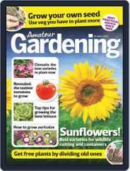 Amateur Gardening (Digital) Subscription April 25th, 2020 Issue