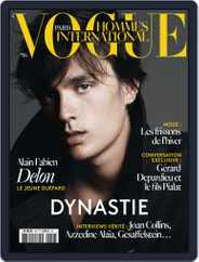 Vogue Hommes (Digital) Subscription September 10th, 2013 Issue