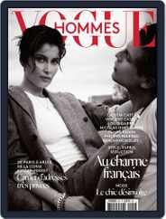 Vogue Hommes (Digital) Subscription September 15th, 2015 Issue