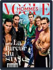 Vogue Hommes (Digital) Subscription January 1st, 2017 Issue