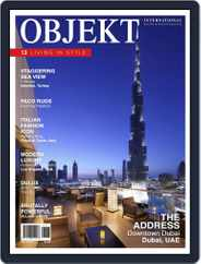 OBJEKT South Africa (Digital) Subscription December 19th, 2015 Issue