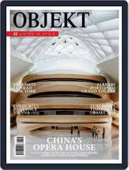 OBJEKT South Africa (Digital) Subscription April 1st, 2018 Issue