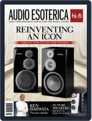 Audio Esoterica Magazine (Digital) Subscription January 1st, 2017 Issue