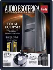 Audio Esoterica Magazine (Digital) Subscription August 19th, 2019 Issue