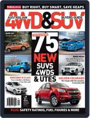 Australian 4WD & SUV Buyer's Guide (Digital) Subscription July 31st, 2012 Issue