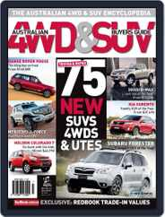 Australian 4WD & SUV Buyer's Guide (Digital) Subscription February 5th, 2013 Issue