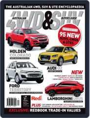 Australian 4WD & SUV Buyer's Guide (Digital) Subscription September 1st, 2016 Issue