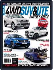 Australian 4WD & SUV Buyer's Guide (Digital) Subscription September 1st, 2019 Issue