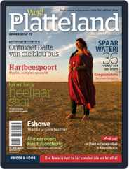 Weg! Platteland (Digital) Subscription November 1st, 2016 Issue