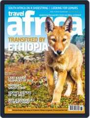 Travel Africa (Digital) Subscription October 1st, 2016 Issue