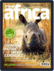Travel Africa (Digital) Subscription October 1st, 2017 Issue