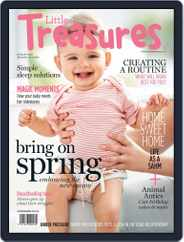 Little Treasures (Digital) Subscription September 10th, 2015 Issue