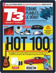 T3 Gadget Magazine France (Digital) Subscription May 1st, 2019 Issue