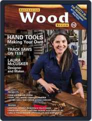 Australian Wood Review (Digital) Subscription September 1st, 2016 Issue