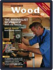 Australian Wood Review (Digital) Subscription September 1st, 2017 Issue