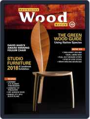Australian Wood Review (Digital) Subscription December 1st, 2018 Issue