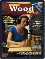 Australian Wood Review (Digital) Subscription September 1st, 2019 Issue