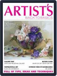 Artists Back to Basics (Digital) Subscription October 1st, 2016 Issue