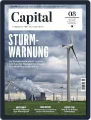 Capital Germany (Digital) Subscription August 1st, 2019 Issue